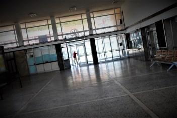 Čekaonica u kojoj nitko ne čeka (foto TRIS/G. Šimac)