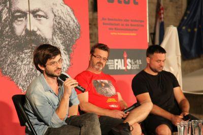 Jerko Bakotin, Kruno Lokotar i Nikola Kuprešanin (Foto: Jozica Krnić)