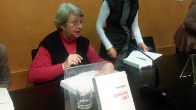 Nives Opačić na jučerašnjoj promociji (Foto: TRIS)