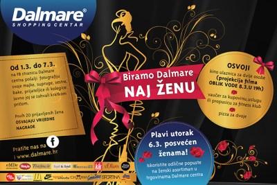 Shopping centar Dalmare slavi žene