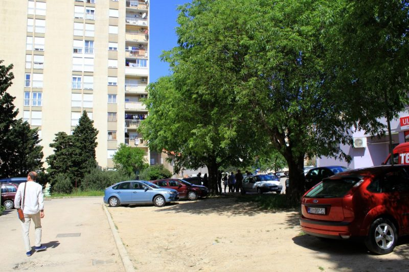 Šibenski SDP: Gradska vlast zanemaruje komunalne probleme Baldekina