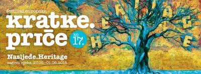 """Natječaj Festivala europske kratke priče: Ovogodišnja tema je """"Nasljeđe/Heritage"""""""