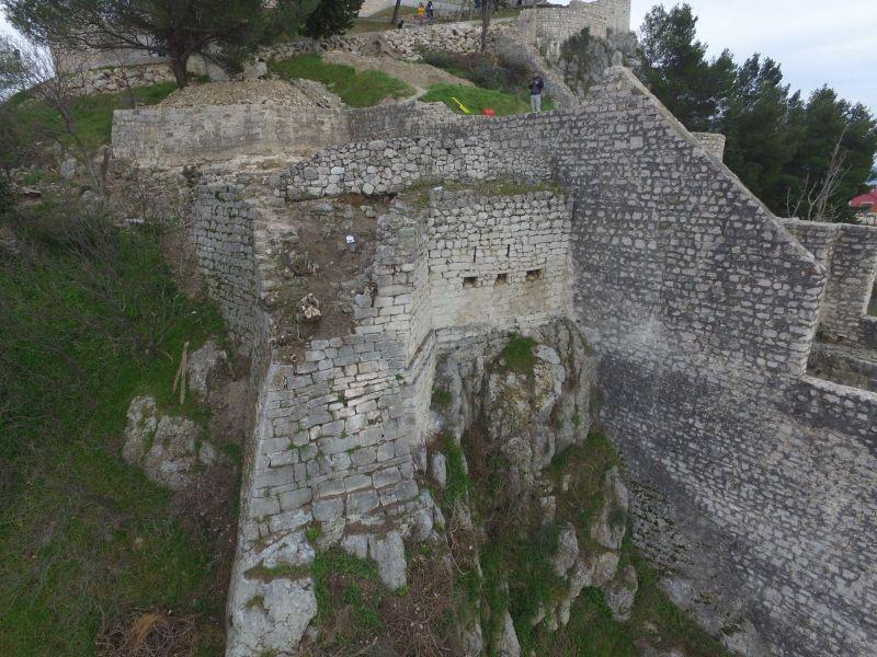 """Najnovija arheološka istraživanja otkrivaju """"tajne"""" tvrđave sv. Mihovila"""