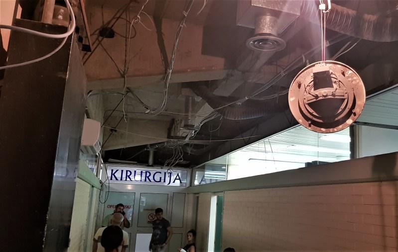 ILustracija: Čekaonica hrvatske zdravstvene ustanove (foto: čitatelj)