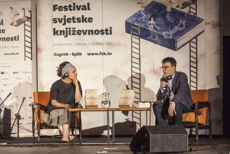 Fraktura: Festival svjetske književnosti u Zagrebu i Splitu – Tokarczuk, Grossman, Flanagan, Hassen Khemiri, Beigbeder…