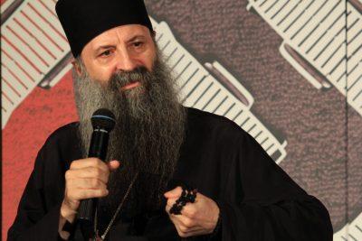 Mitropolit Profirije Perić/Foto:TRIS:J.Krnić