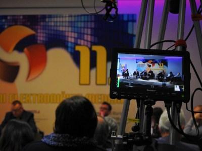 Elektronski zapis Dana elektronskih medija (foto TRIS/G. Šimac)