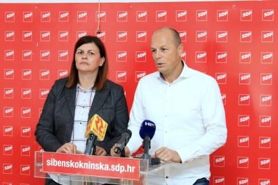 Anita Jakšić i Joško Šupe/Foto:TRIS/J.Krnić