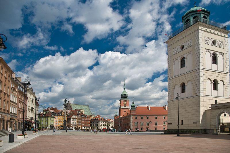 Ilustracija: Varšava