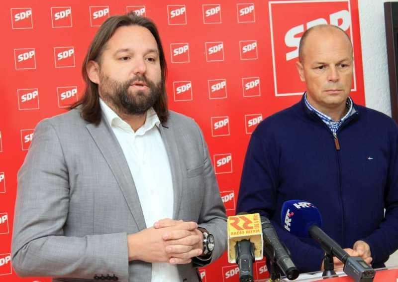 Tonči Restović i Joško Šupe/Foto:Tris