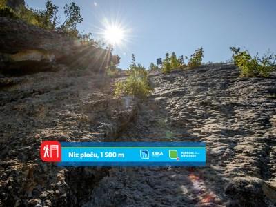 NP Krka predstavlja pješačke staze: Stari put niz roške gudure do mlinica i vode