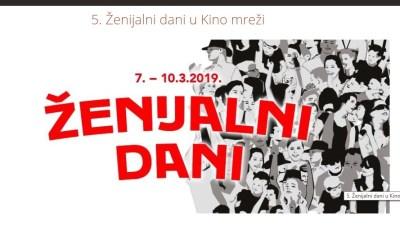 Posvećeno ženama: 5. Ženijalni dani Kino mreže i u Šibeniku