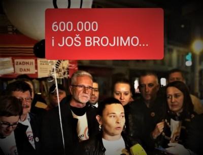 600 tisuća i više potpisa protiv inicijative 's posla u grobnicu'