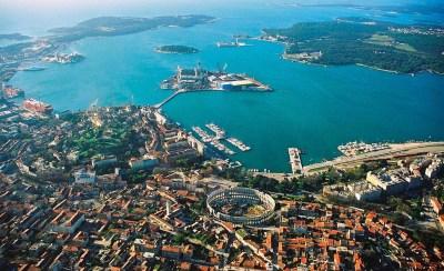 Turistifikacija Hidrobaze: Nastavlja se privatizacija pulskog priobalja nauštrb javnih plaža