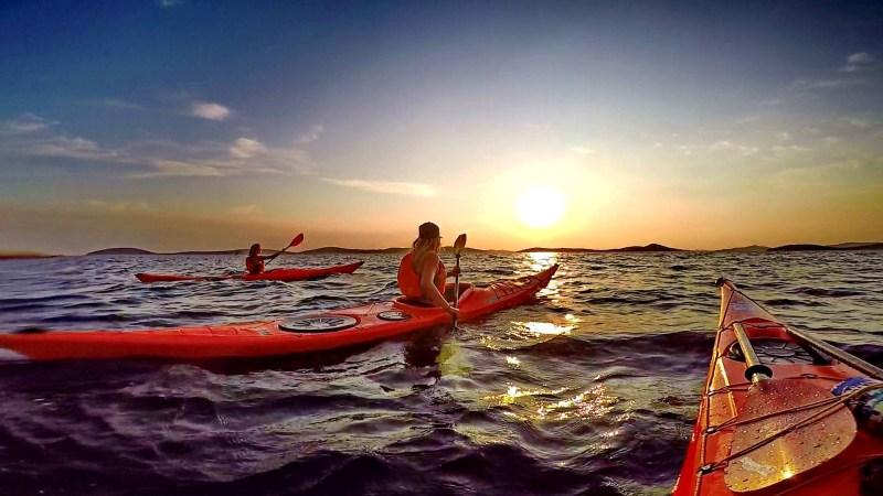 Zlarin Outdoor Festival: Organizirano trčanje po škrapama, pentranje po stijenama, balansiranje po konopu i veslanje uokolo otoka