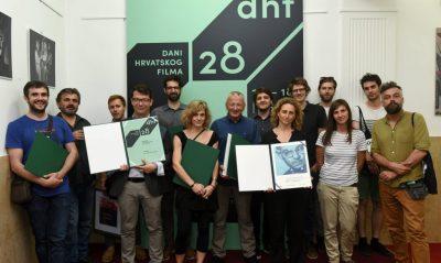 Nagrađeni na DHF-u - foto: HAVC