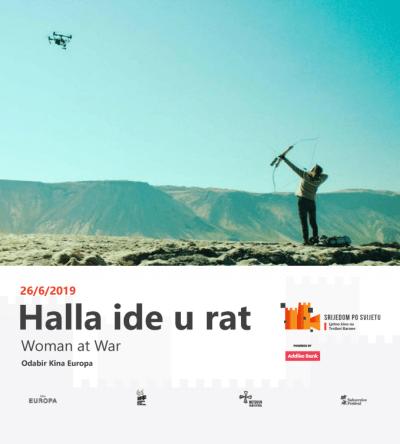 Halla ide u rat: Film o islandskoj ekoratnici večeras na šibenskom Baroneu