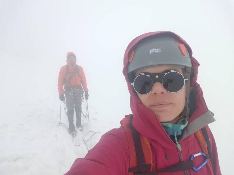 Antonia Viljac: 'Krenuli smo na Grossglockner uživati u Alpama, a završili u ljetnim neverama, mećavama, ledenoj kiši i magli'