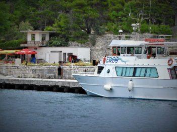 Brod 'Eros' (foto TRIS/G. Šimac)