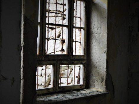 Rešetke su svuda, ako nisu pale (foto TRIS/G. Šimac)