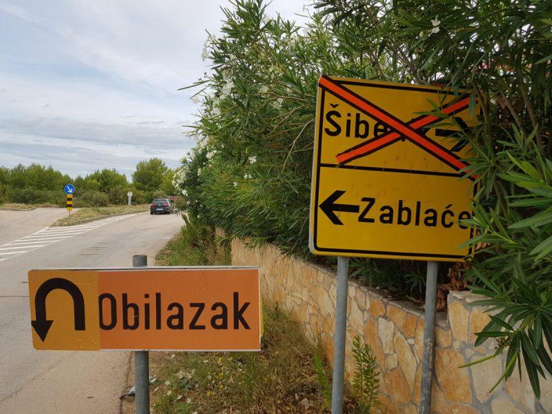 Aglomeracija oko Zablaća (foto TRIS)