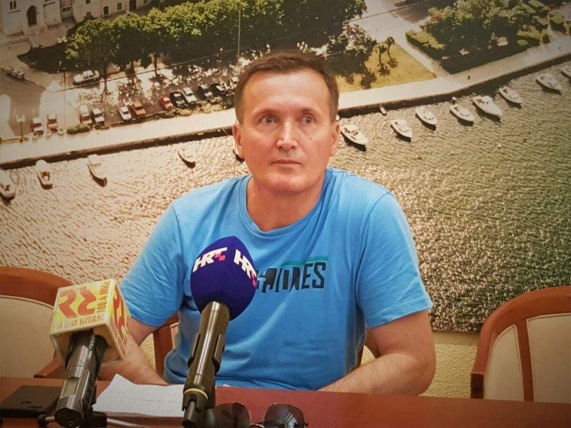 Ž. Bajalica voli Hrvatsku (foto TRIS/G. Šimac)