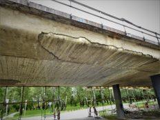 Ošterćenja mosta (foto TRIS/G. Šimac)