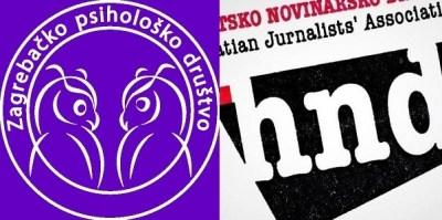 Mediji i mentalno zdravlje: HND i Zagrebačko psihološko društvo o maltretiranju click-baitovima i sl.