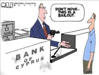 Ilustracija: Bankar kao pljačkaš
