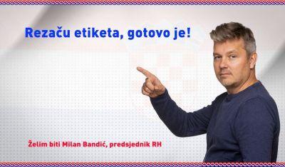 Predsjednički kandidat Dario Juričan: Ljubavno pismo gradonačelniku Zagreba Milanu Bandiću