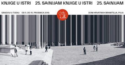 25. Sa(n)jam knjige u Istri: 100 % Pamuk, tristo gostiju i četrdeset tona knjiga – u 11 dana