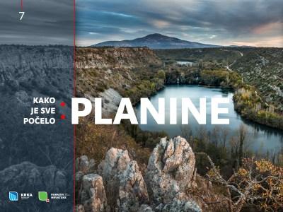 NP Krka: Kako je sve počelo – planine
