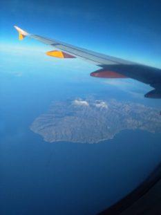 Let iznad turske obale (foto: Joso Gracin Joka/Nina Živković)