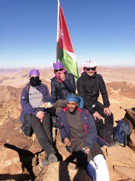 rojici kraljeva na vrhu Jordana pridružio se i četvrti mudrac Artaban (foto: Joso Gracin Joka/Nina Živković)