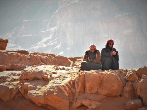 Beduini na internetu (foto TRIS/G. ŠIMAC)