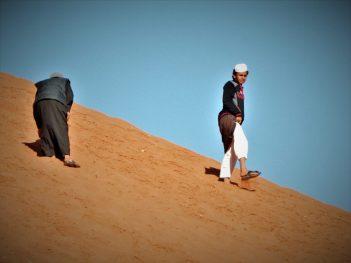 Pijesak u sandali (foto TRIS/G. ŠIMAC)
