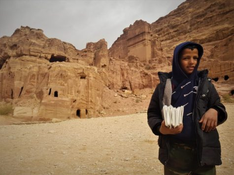 Jamal, dječak-kiosk (foto TRIS/G. ŠIMAC)