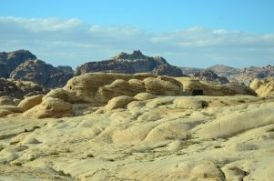 Krajolik oko Wadi Muse (foto Joso Gracin Joka)