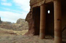 Pogled s kraljevih grobnica prema dolini (foto Joso Gracin Joka)