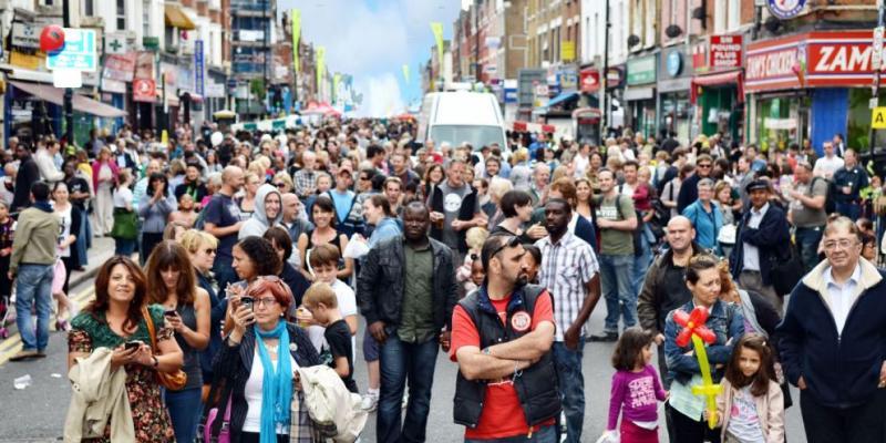 Arhiva: ulice Londona (foto london.gov.uk)