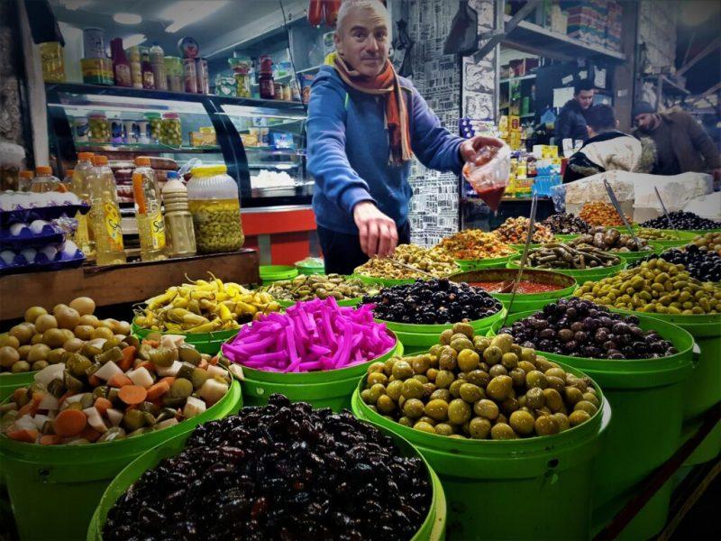 Ilustracija: Šarena tržnica u Ammanu (foto TRIS/G. Šimac)