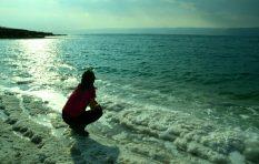 Na obali od soli (foto J. Gracin)