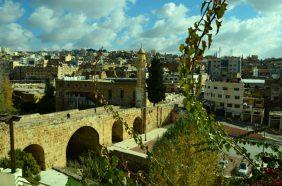 Rimski most preko Zlatne doline- Jerash(foto J. Gracin)