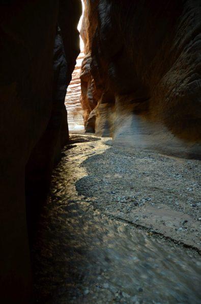 Wadi Numeiru nazivaju i Vodena Petra (foto J. Gracin)