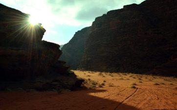 Jutro u pustinji (foto Joso Gracin)