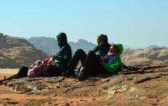 Odmor na pustinjskom suncu i vjetru Ria(foto Joso Gracin)
