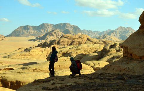 U Wadi Rumu se na sve strane otvaraju čudesni pejzaži (foto Joso Gracin)
