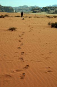 U predivnom miru pustinje (foto Joso Gracin)