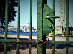 Lokot: zaključana sudbina brodogradilišta (foto TRIS/G. Šimac)