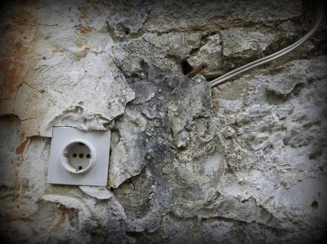Utilčnica bez utikača i svrhe (foto TRIS/G. Šimac)